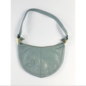 Vintage Anne Klein for Calderon Gray Purse Bag